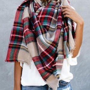 Blanket Scarf—super soft!